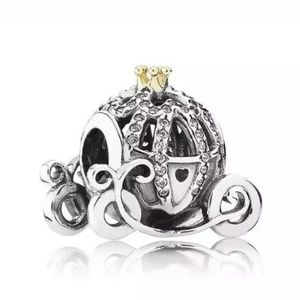 Pandora Disney's Cinderella's carriage charm.